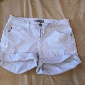 Judy Blue (Stitch Fix) Cuffed Shorts